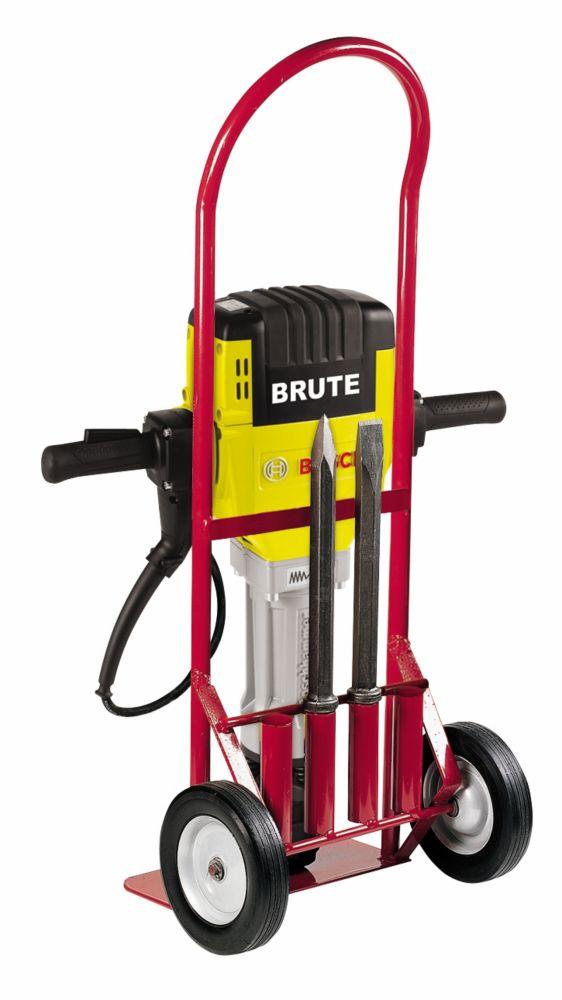 Brute Breaker Hammer with Basic Cart