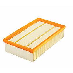 Bosch Filtre en papier plat à plis