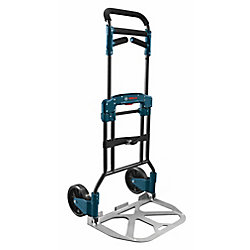 Bosch Heavy-Duty Folding Jobsite Mobility Cart