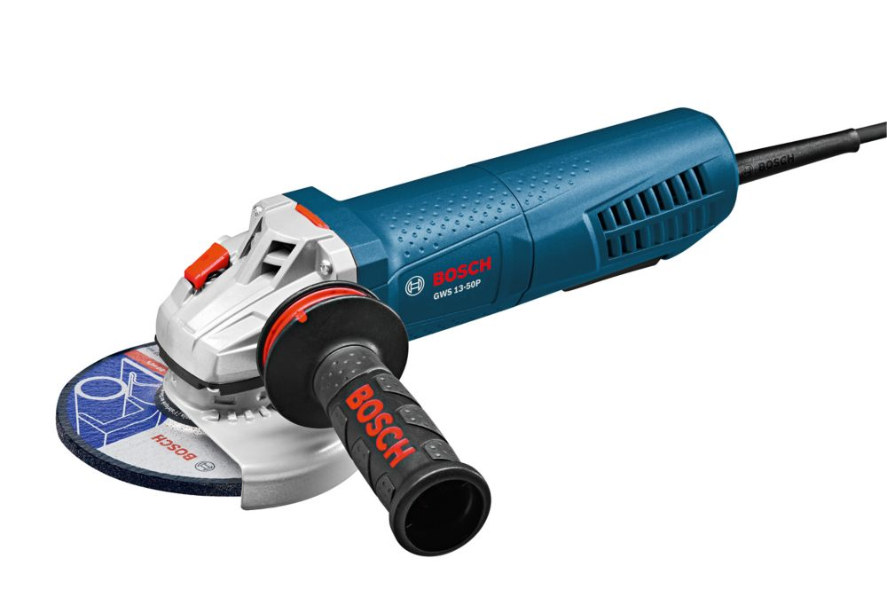 Bosch 5 Inch Angle Grinder with Paddle Switch