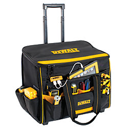 DEWALT USB Charging Roller Bag