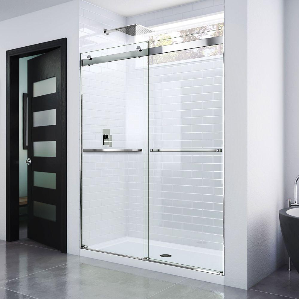 improvement doors republic catalina wet double home wayfair shower pdx sliding x door