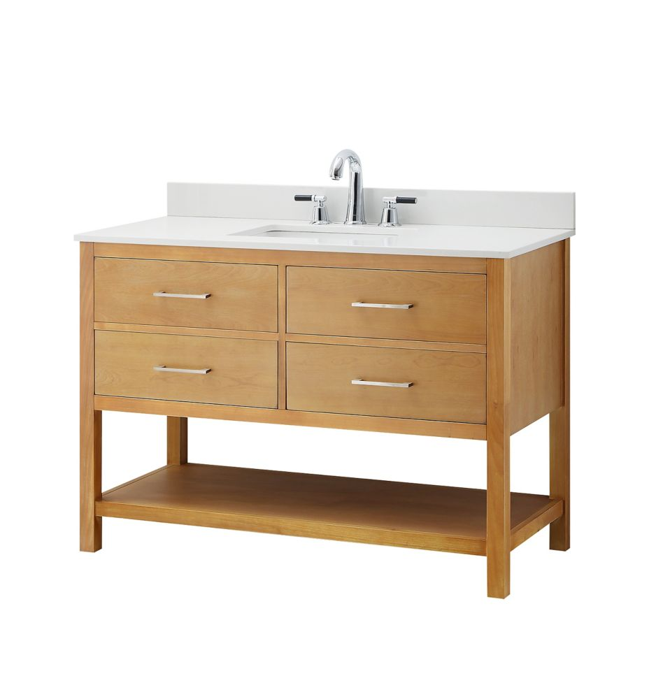 Home Decorators Collection Sadler 48 inch vanity