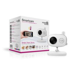 Homeguard Smartcam 1080p WiFi Camera with Temperature and Humidity Alarm