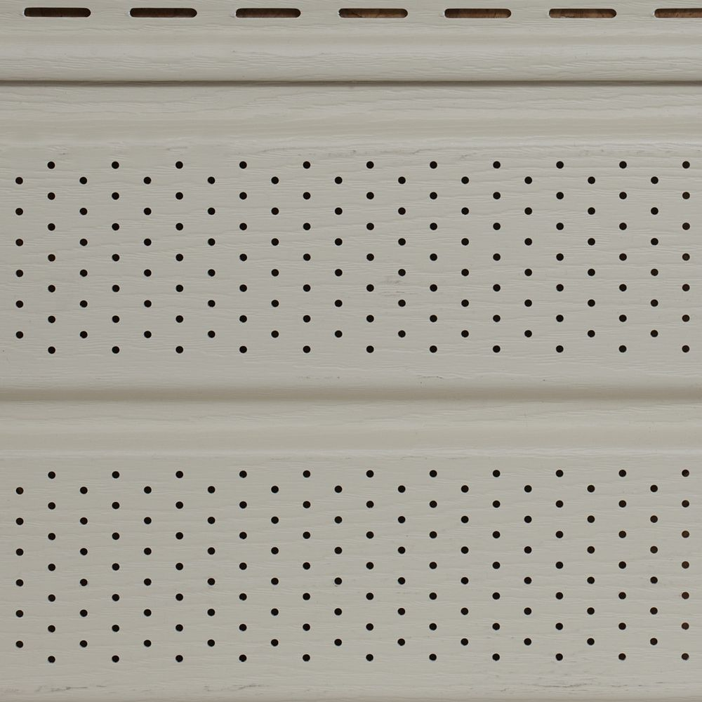 10 Inch Perf. WG Soffit Ant Iv (pc)