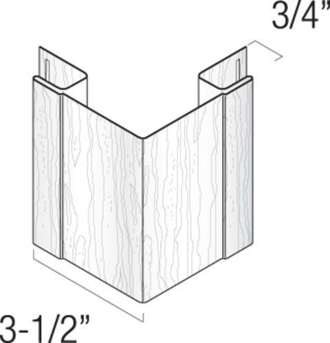 Abtco 3/4 Inch OSCP Brick (10/BOX)