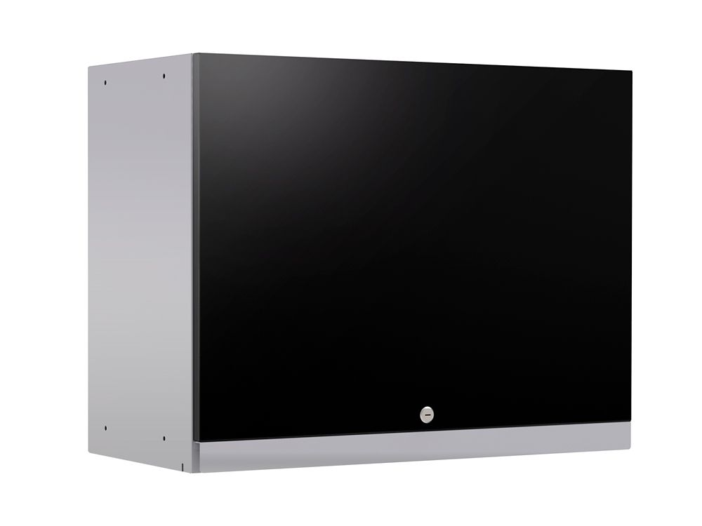 NewAge Products Performance Plus 2.0 Series Wall Cabinet in Black