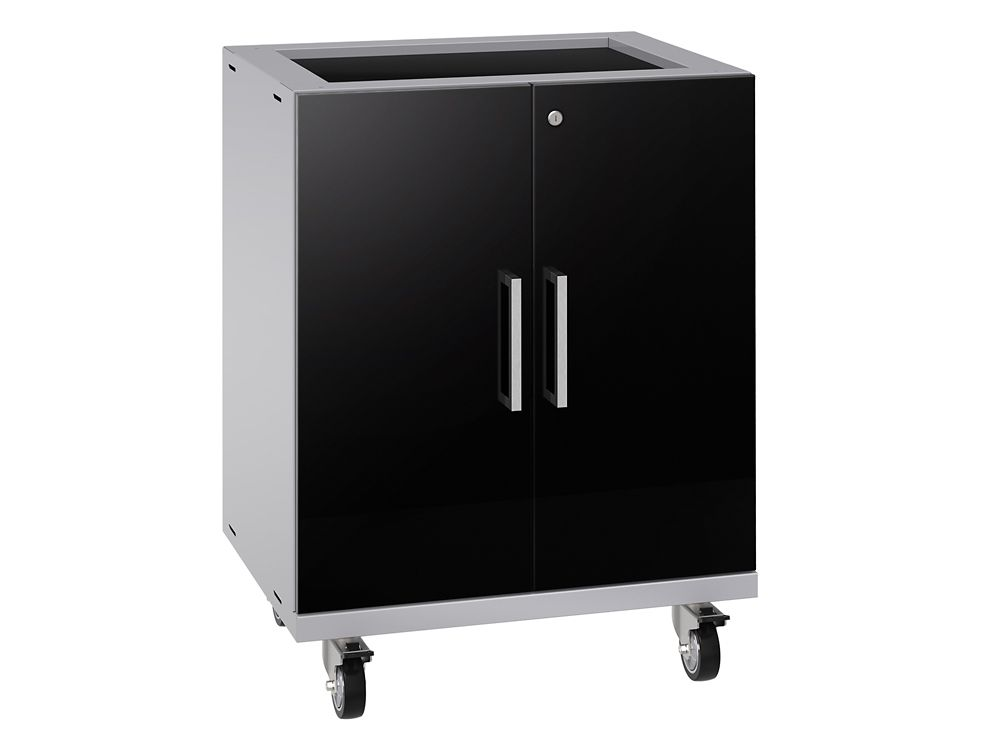 NewAge Products Performance Plus 2.0 Series Base Cabinet in Black