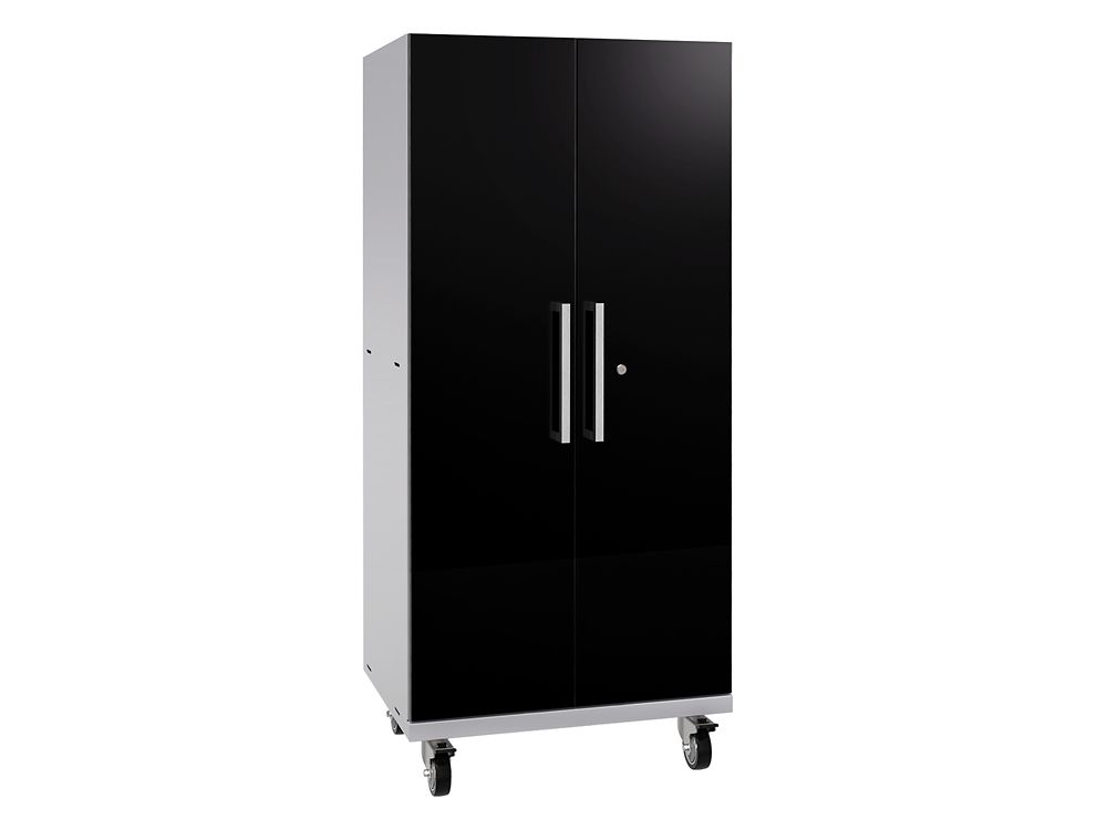NewAge Products Performance Plus 2.0 Series Mobile Locker in Black