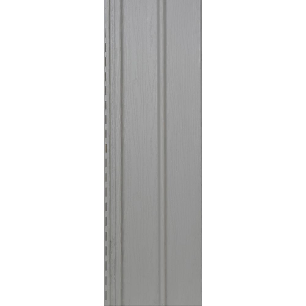 Abtco 10 inch Vertical Wood Grain Soffit Classic Lin (pc)