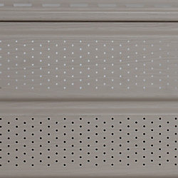 Abtco D5 Vented Woodgrain Soffit Sandstone (20/BOX)