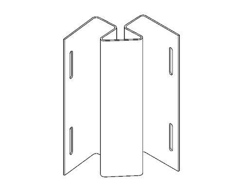 3/4 Inch ISCP Umber (10/BOX)