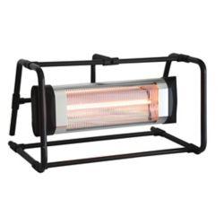 EnerG+ Chaufferette Électrique Infra-Rouge d'extérieur - Portable