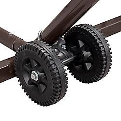 Island Umbrella Island Retreat Hammock Wheel Set
