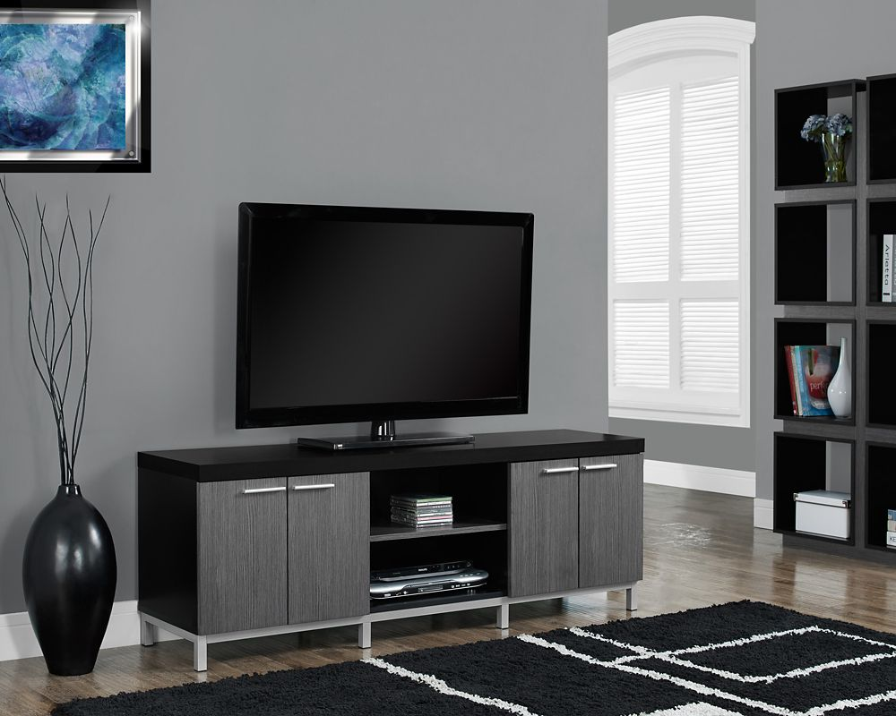 Monarch specialties tv stand 60 inch l
