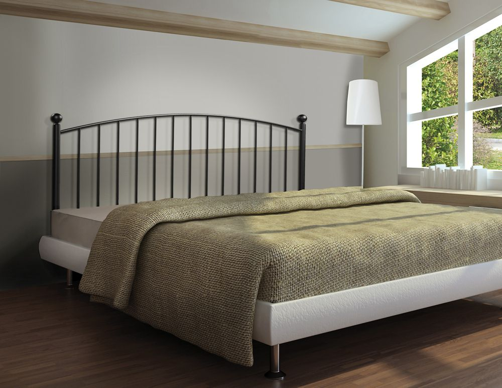 Monarch Specialties Bed - Queen Or Full Size / Coffee Headboard Or Footboard