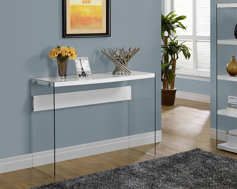 Sofa Console Tables The Home Depot Canada