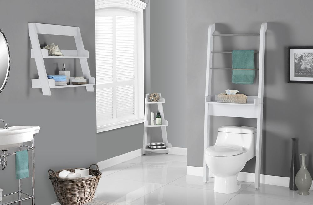 Bathroom Wall Shelves | The Home Depot Canada