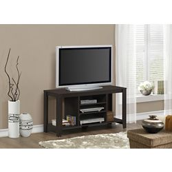 Monarch Specialties Tv Stand - 48 Inch L / Cappuccino