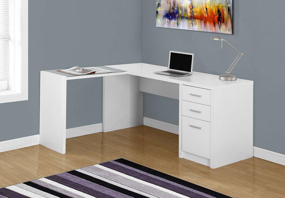 Table ordinateur but free bureau with table ordinateur but
