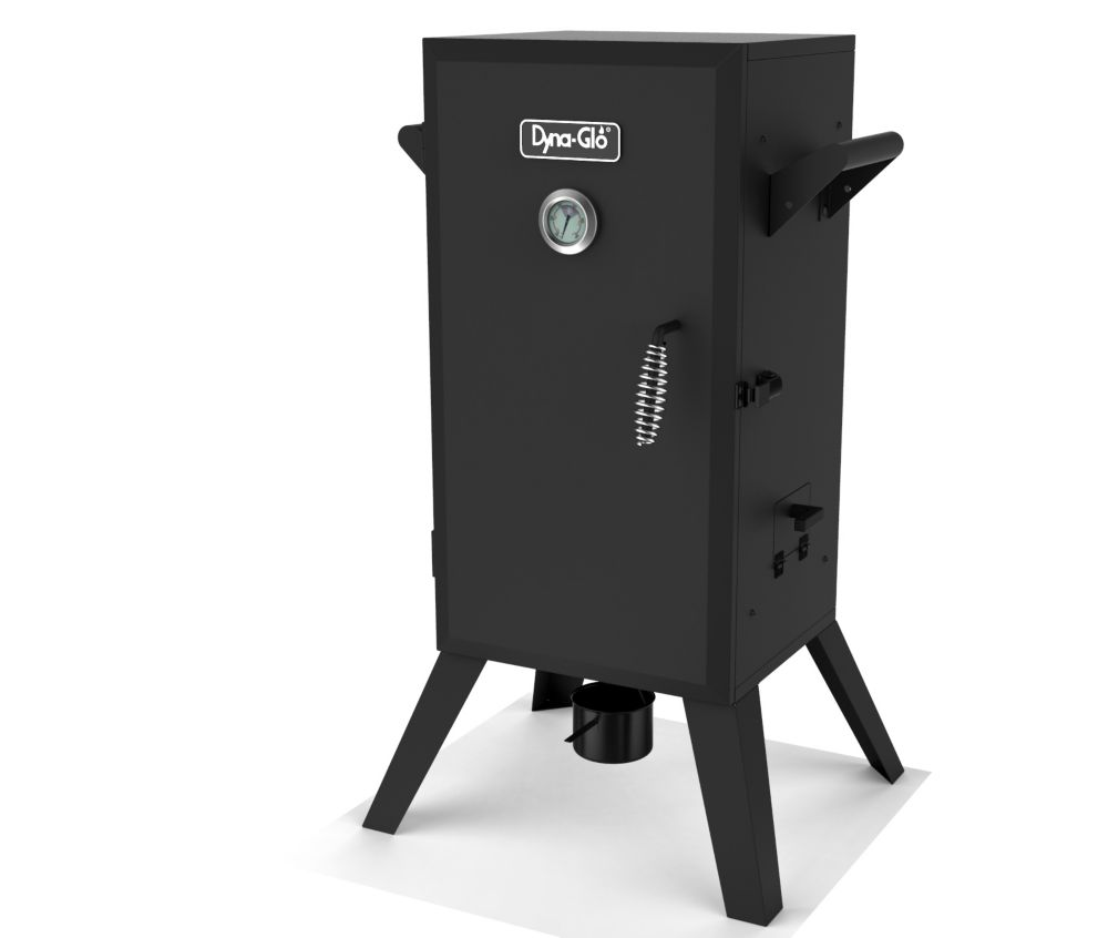 Dyna-Glo 30-inch Analog Electric Smoker