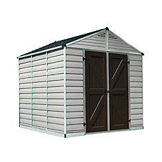 8 ft. x 8 ft. SkyLight Storage Shed
