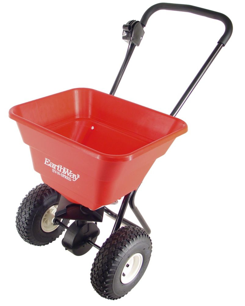 Earthway Products 10 Inch Residential Broadcast Fertilizer Spreader