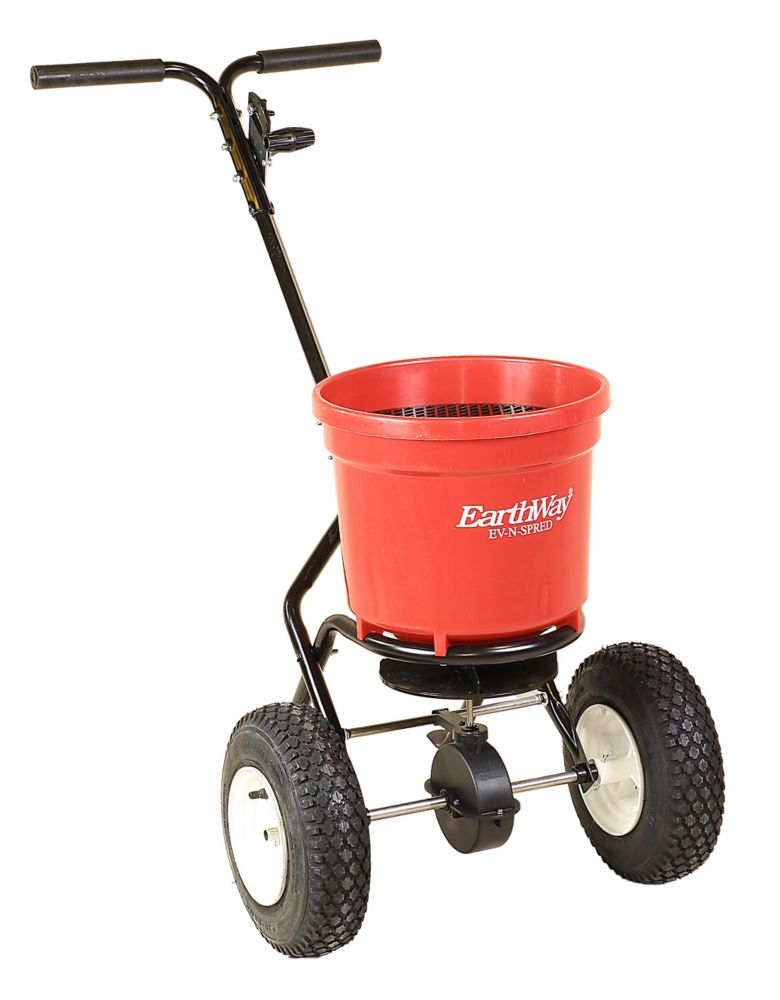 Earthway Products Commercial 13-inch Broadcast Fertilizer Spreader