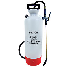 Acetone Compression Sprayer - 2.5 gallon / 9 litre