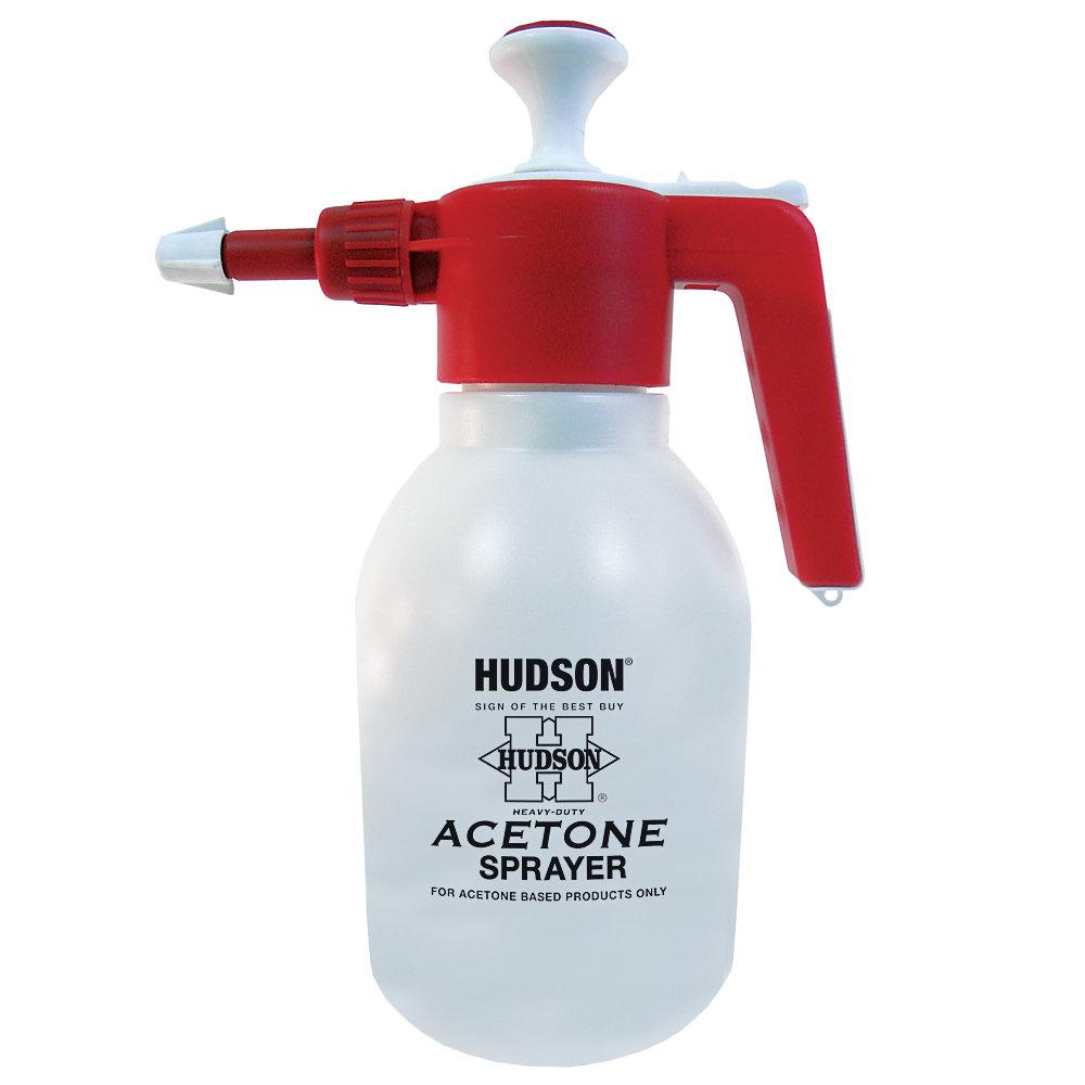 Pulvérisateur main compression par acétone - 0,4 gallon / 1,5 litre