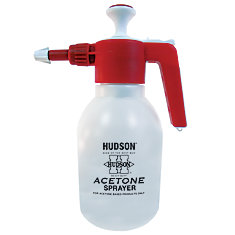 Acetone Compression Hand Sprayer - 0.4 gallon / 1.5 litre