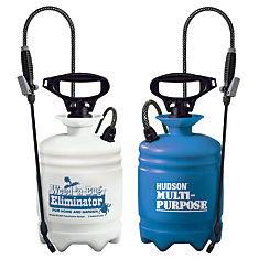 Pulvérisateurs Twin Pack toute saison - 2 gallons / 8 litres