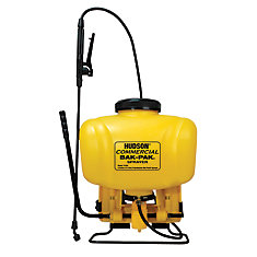 Commercial Bak-Pak Sprayer - 4 gallon / 15 litre