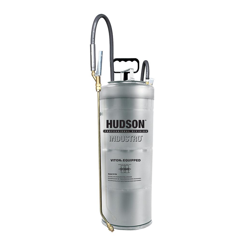 Pulvérisateur en acier inoxydable Industro - 3,5 gallons / 13 litres