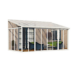 Palram San Remo 10 ft. x 18 ft. Patio Enclosure