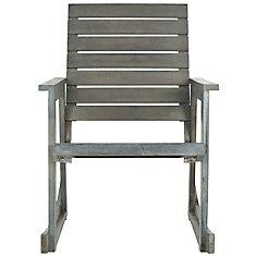 Alexei Rocking Chair in Ash Grey
