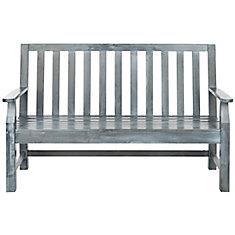 Indaka Bench in Ash Grey