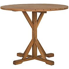 Arcata Round Table in Teak