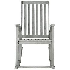 Clayton Rocking Chair in Grey Wash