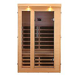 Canadian Spa Company Huron 2-Person Far Infrared Sauna