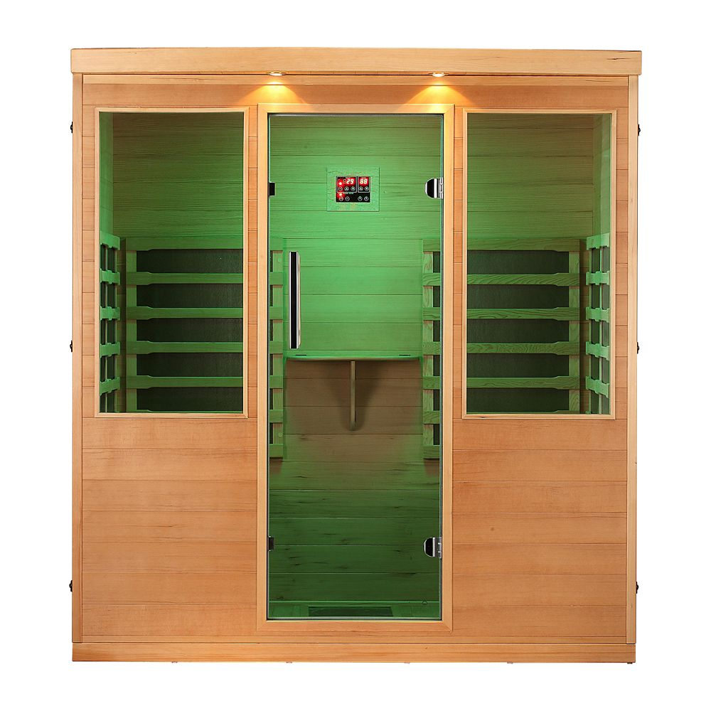 Canadian Spa Company Whistler 4 Person Far Infrared Sauna