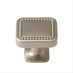 Amerock Carolyne 1-1/4 Inch (32mm) LGTH Knob - Satin Nickel