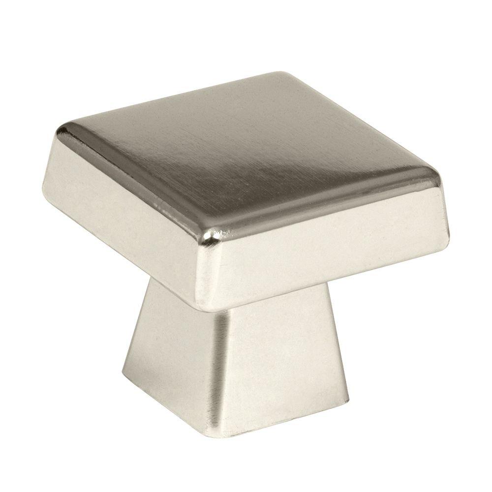 Amerock Blackrock 1-1/2 Inch (38mm) LGTH Knob - Polished Nickel