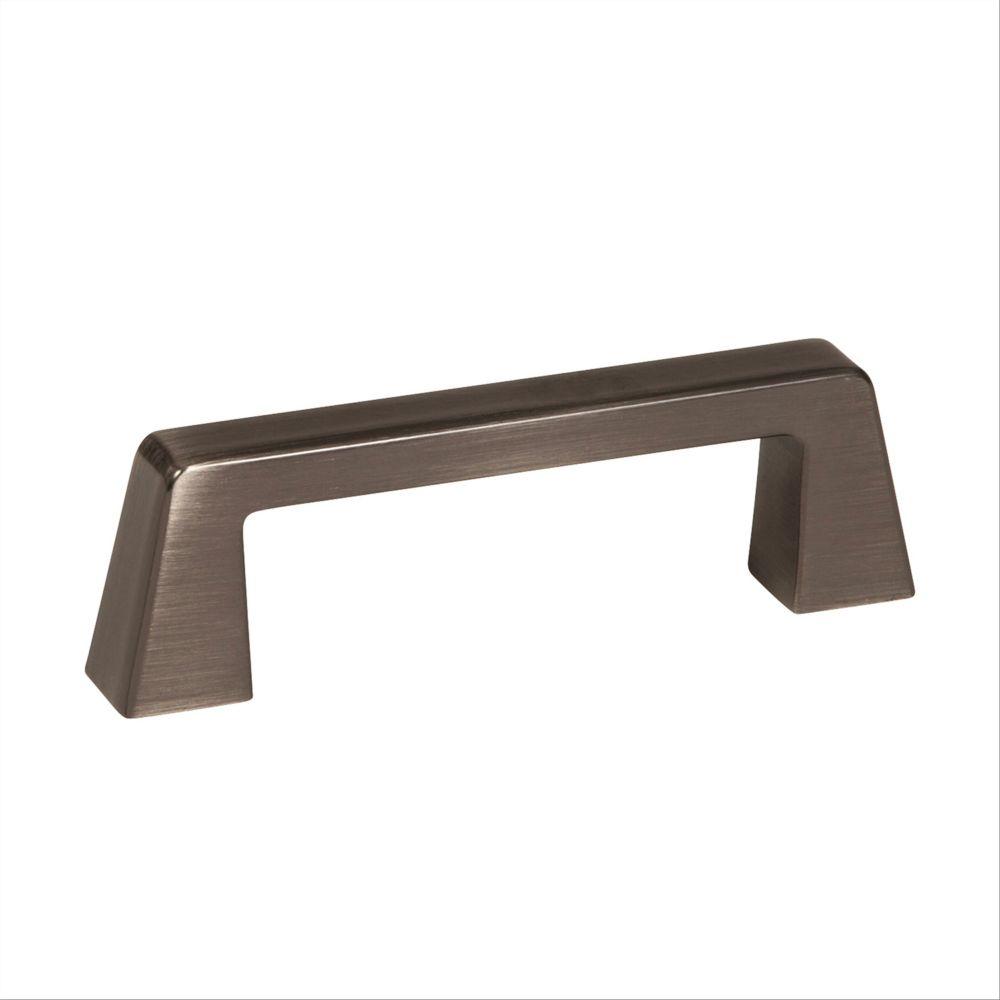 Blackrock 3 Inch (76mm) CTC Pull - Gunmetal