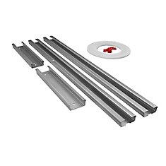 12 Feet Rail Belt Drive Extension Kit
