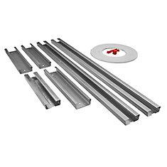 14 Feet Rail Belt Drive Extension Kit