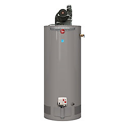 Rheem Chauffe-eau à gaz à évacuation forcée de gamme Performance, 40gal, garantie de 6ans