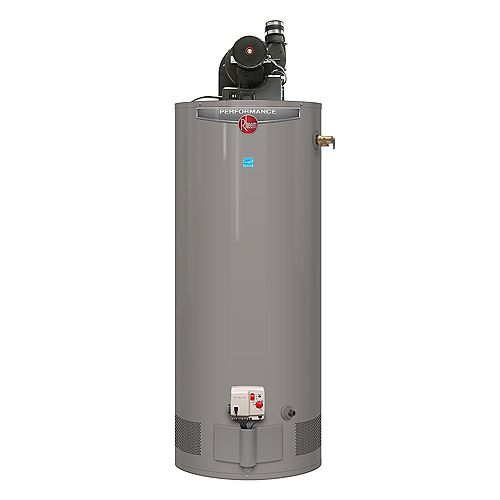Rheem Performance Power Vent 150L (40 Gal.) Gas Water Heater with 6 Year Warranty