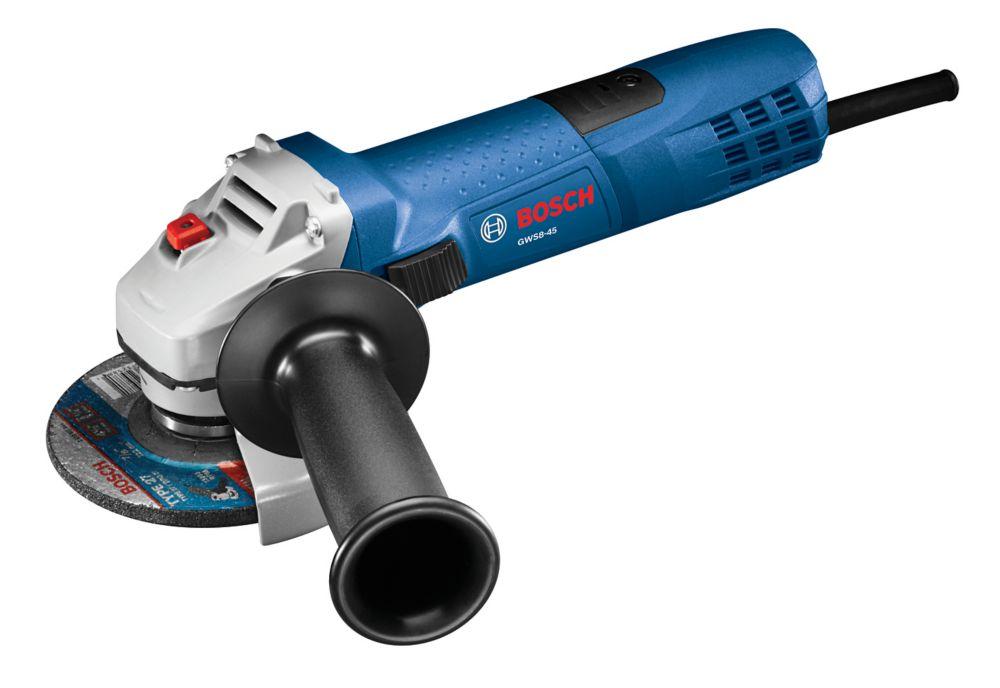 Bosch 4-1/2 Inch Angle Grinder