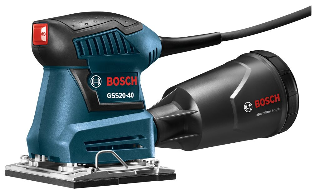 Bosch 1/4-inch Sheet Orbital Finishing Sander